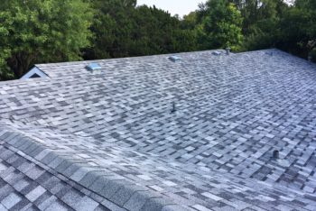 Owens Corning - Sierra Gray Duration series.